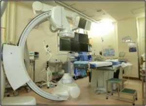 心臓血管撮影